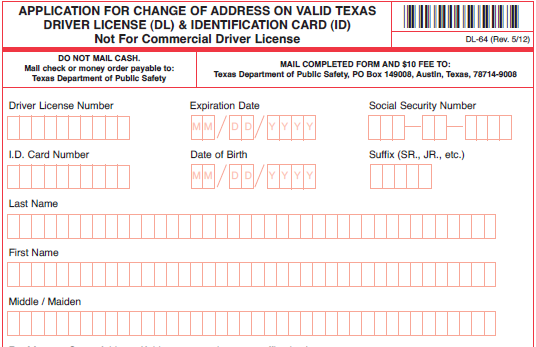 get texas drivers license unsuspended